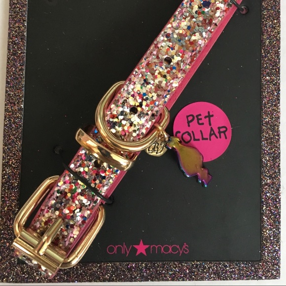 Betsey Johnson Other - Betsy Johnson Trolls 2 Small Pet Collars